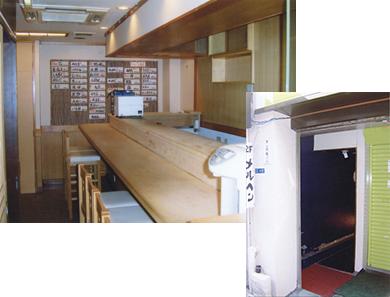 昭和歌謡 BAR 楽屋